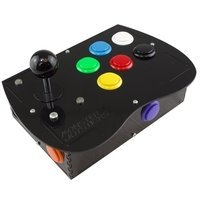 Deluxe Arcade Controller Kit for Raspberry Pi - Classic