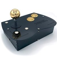 Deluxe Mini Monster Retro Gaming Joystick Kit - Victory Gold