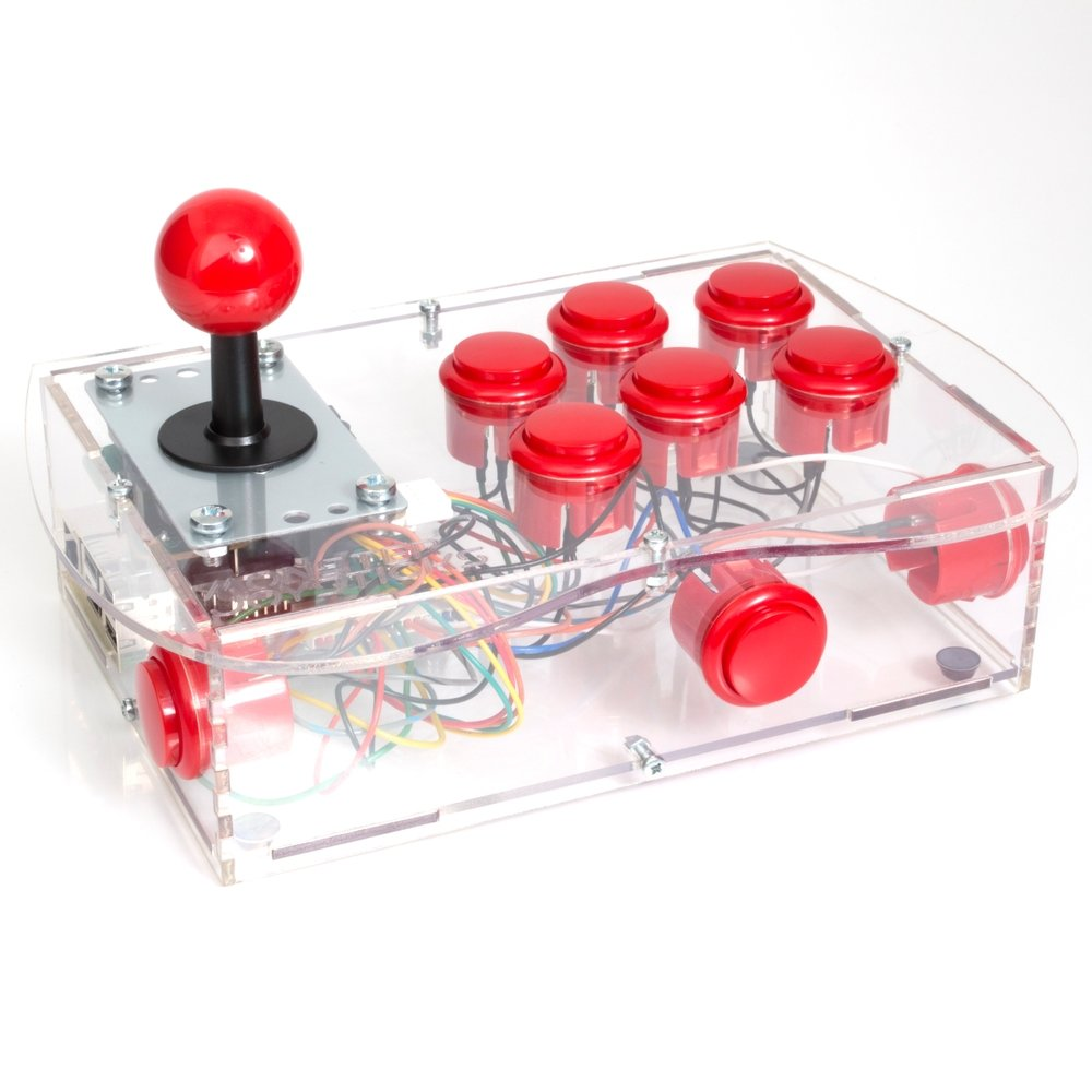 Submit your Product Review of Clear BASIC Arcade Controller